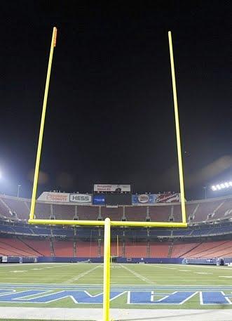 Hyundai Dealership In Brunswick >> Former Giants OL Benson Buys Stadium Goal Post | Pro Football NYC